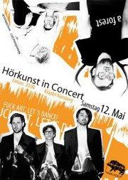 Hörkunst in Concert: mit a forest und FUCK ART, LET`S DANCE!