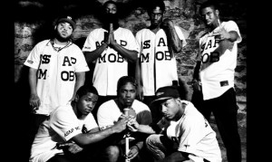 "The Purple Motherfucker Rises: A$AP Mob Mixtape ""Lords Never Worry"""