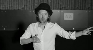 Radiohead Lotus Flower Video-Still